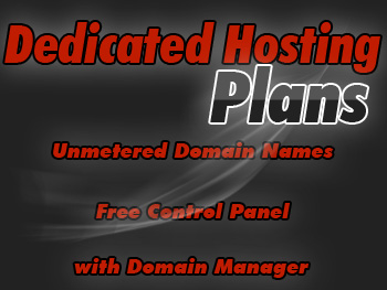 Reasonably priced dedicated hosting service