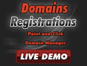 Economical domain registration service providers